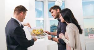 Услуги агентов по недвижимости